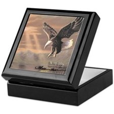 "Eagle ""In His Glory"" Fine Art Gift Box"