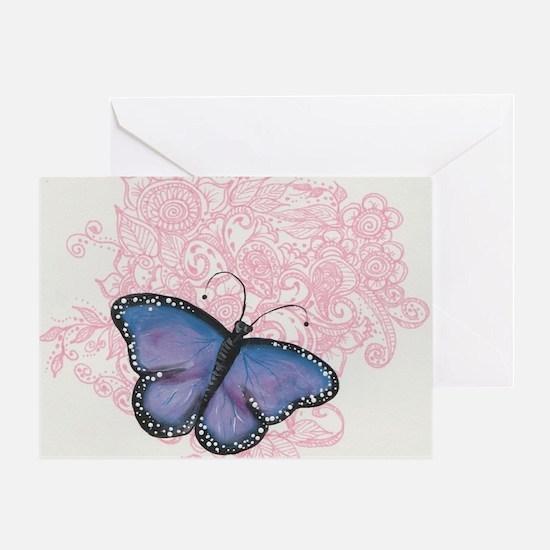 Cute Eb awareness Greeting Card