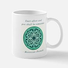 LOTUS - TEAL Mug
