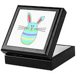 Easter Egg Bunny Keepsake Box