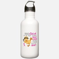 Mad Chick 3L Breast Cancer Water Bottle