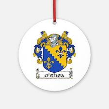 O'Shea Coat of Arms Ornament (Round)