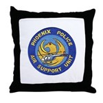 Phoenix Air Unit Throw Pillow