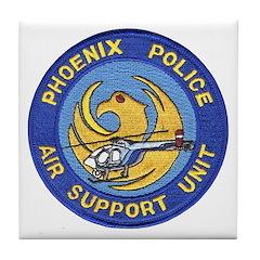 Phoenix Air Unit Tile Coaster