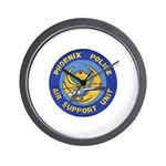 Phoenix Air Unit Wall Clock
