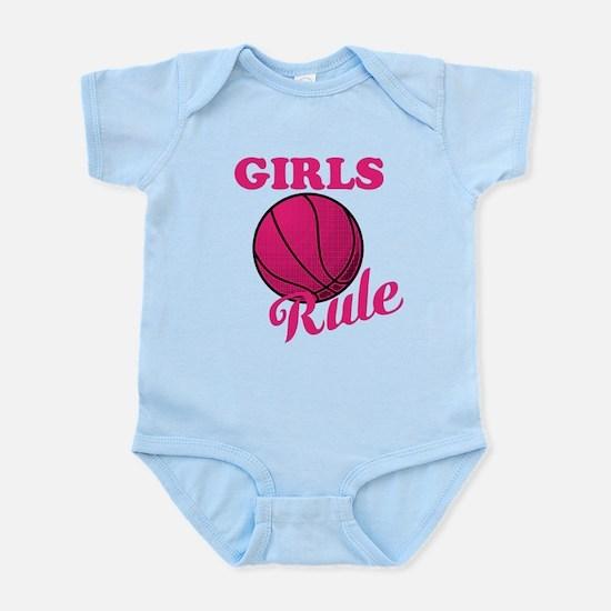 Girls Rule Body Suit