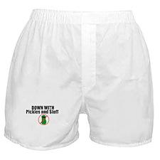Cute Propoganda Boxer Shorts