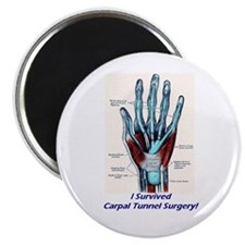 I Survived Carpal Tunnel Surgery! Magnet