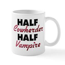 Half Cowherder Half Vampire Mugs
