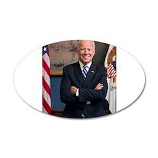 Joe Biden Vice President of the United States Wall