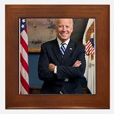 Joe Biden Vice President of the United States Fram