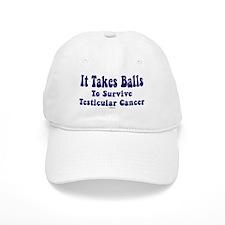 It Takes Balls Baseball Baseball Cap