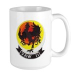 VAW 11 Early Elevens' Large Mug