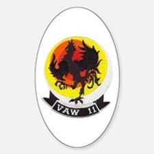VAW 11 Early Elevens' Oval Decal