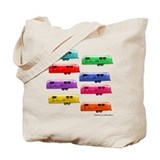 Airstream Canvas Tote Bag