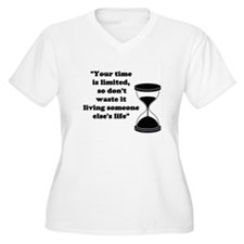 Time Quote T-Shirt