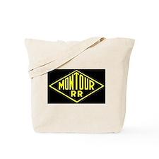 Montour Railroad Logo Tote Bag