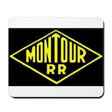 Montour Railroad Logo Mousepad
