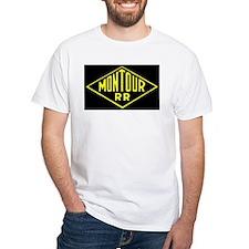 Montour Railroad Logo T-Shirt