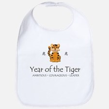 """Year of the Tiger"" Bib"