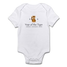 """""""Year of the Tiger"""" Infant Bodysuit"""