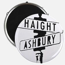 "Haight Ashbury 2.25"" Magnet (100 pack)"