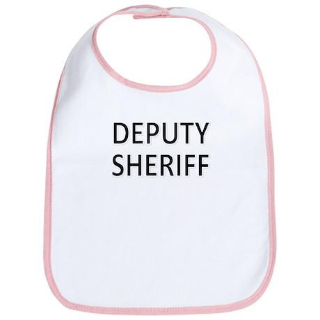 Deputy Sheriff - Black Bib