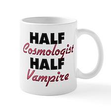 Half Cosmologist Half Vampire Mugs