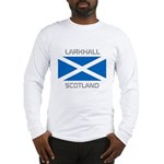 Larkhall Scotland Long Sleeve T-Shirt