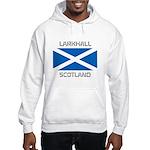 Larkhall Scotland Hooded Sweatshirt