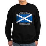 Larkhall Scotland Sweatshirt (dark)