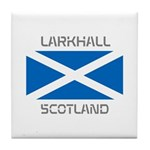 Larkhall Scotland Tile Coaster