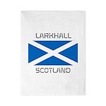 Larkhall Scotland Twin Duvet