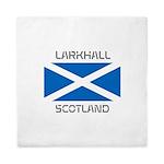 Larkhall Scotland Queen Duvet