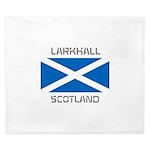 Larkhall Scotland King Duvet