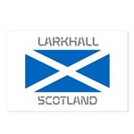 Larkhall Scotland Postcards (Package of 8)