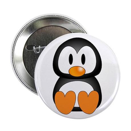 "Cute Penguin 2.25"" Button (10 pack)"