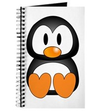 Cute Penguin Journal