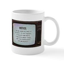 You are Hereby Allowed | Mug