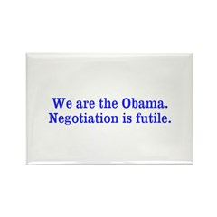We are the Obama. Magnets