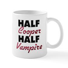 Half Cooper Half Vampire Mugs