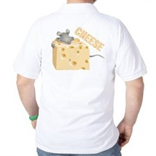 Mouse 'n Cheese (Back) T-Shirt