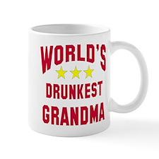 World's Drunkest Grandma Mug