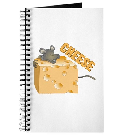 Mouse 'n Cheese Journal