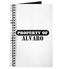 Property of Alvaro Journal