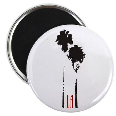 """Los Angeles, CA 2.25"""" Magnet (100 pack)"""