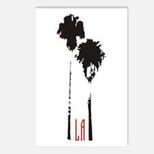 Los Angeles, CA Postcards (Package of 8)