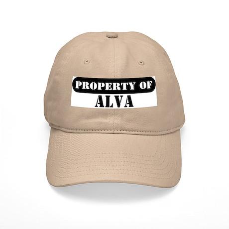 Property of Alva Cap