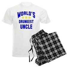 World's Drunkest Uncle Pajamas