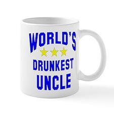 World's Drunkest Uncle Mug